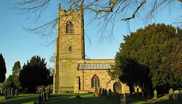 Mayfield Parish Church